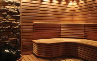 Утепление потолка и стен бани собственными руками — технология обустройства