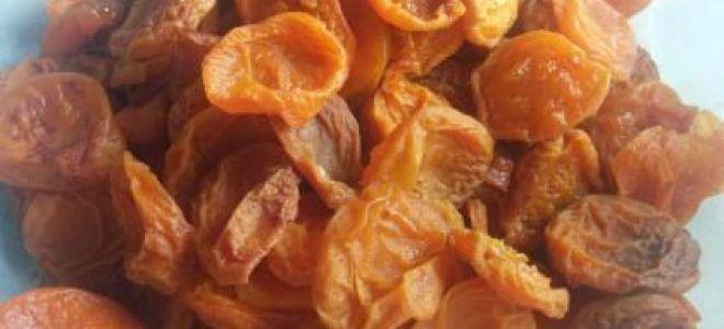 Сушёный абрикос или курага – как приготовить своими руками?