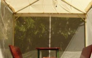 Как построить шатер своими руками из пластиковых труб, дерева и других материалов —варианты и пошаговая инструкция с фото, видео и чертежами