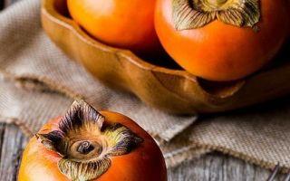 Польза и вред от хурмы — чем так полезен этот фрукт?