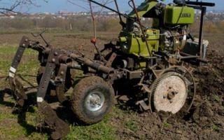 Мотоблок для посадки и уборки картофеля: как сажать и обрабатывать
