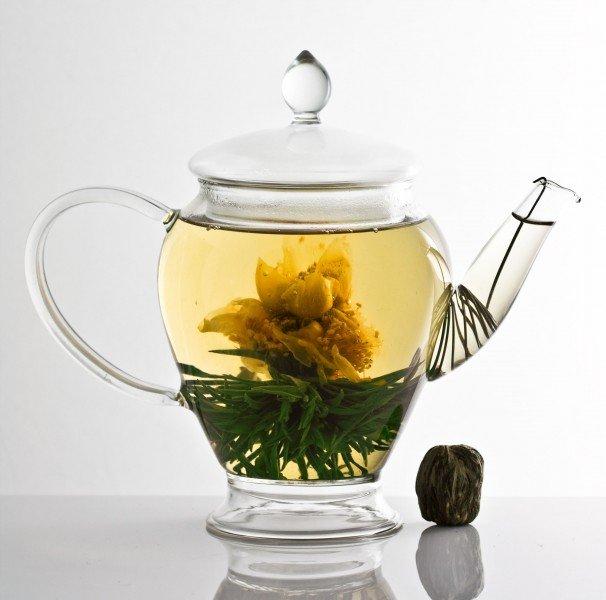 чай с камелией